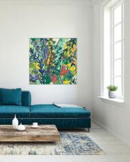 cissy-and-flo-design-babylon-gardens-green-green-couch