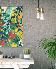 cissy-and-flo-design-babylon-gardens-green-hall-stand-concrete-wall