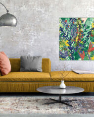 cissy-and-flo-design-babylon-gardens-green–yellow-couch