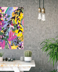 cissy-and-flo-design-babylon-gardens-pink-hall-stand-concrete-wall