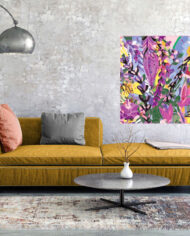 cissy-and-flo-design-babylon-gardens-pink-yellow-couch
