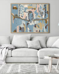 cissy-and-flo-design-kingfisher-earthtones-scandi-room-couch-oak-landscape-frame