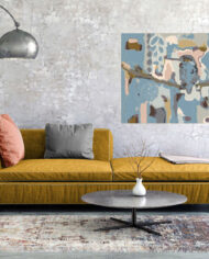 cissy-and-flo-design-kingfisher-earthtones-yellow-couch