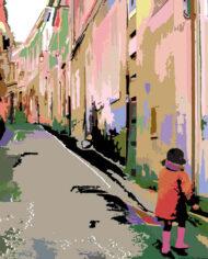 cissy-and-flo-design-lulu-french-girl-original-digital-image—Portrait—Cissy-&-Flo-Designs