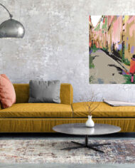 cissy-and-flo-design-lulu-french-girl-yellow-couch