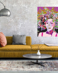 cissy-and-flo-design-mai-flower-yellow-couch