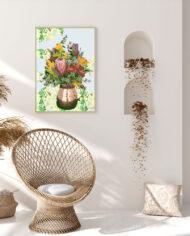 cissy-and-flo-design-still-life-2-cane-seat-oak-sml-portrait-frame