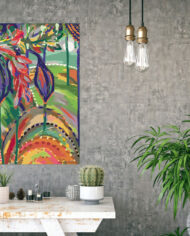 cissy-and-flo-design-wind-in-willows-hall-stand-concrete-wall